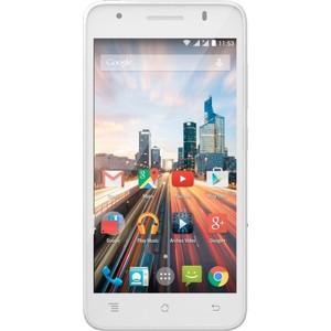 все цены на Смартфон Archos 55 Helium+ White онлайн