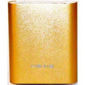 Внешний аккумулятор KS-is KS-239 Gold (10400 мАч)