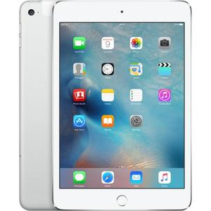 Планшет Apple iPad mini 4 64GB Wi-Fi+cellular Silver