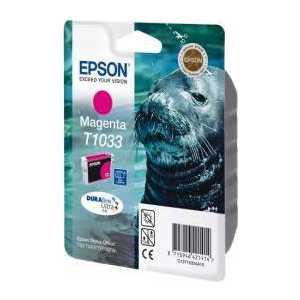 Картридж Epson C13T10334A10 color ink jet cartridge for epson t40w tx120 tx600fw t1100 t20 t21 tx110 tx111