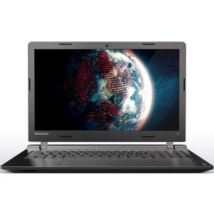 Ноутбук Lenovo IdeaPad 100-15 Black (80MJ0053RK)