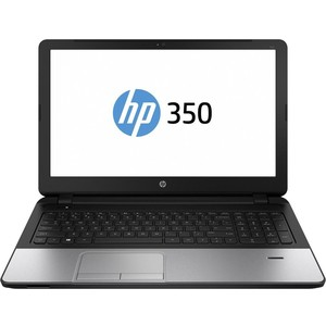 "Ноутбук HP 350 G2 15.6"" Metallic Grey (K9K08EA)"