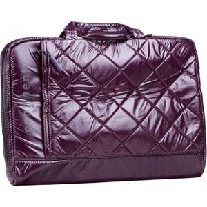 Сумка для ноутбука Continent CC-075 Violet (нейлон до 16'') сумка для ноутбука continent cc 075 violet нейлон до 16