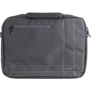 Сумка для ноутбука Continent CC-201 GA (нейлон до 15.6'') цена и фото
