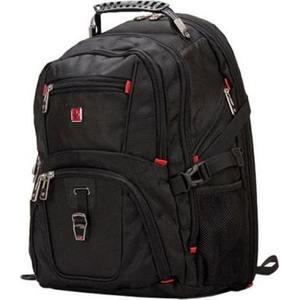 Рюкзак для ноутбука Continent BP-301 BK (нейлон до 16) корпус trin piz 301 bk bk bk