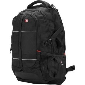 Рюкзак для ноутбука Continent BP-302 BK (нейлон до 16