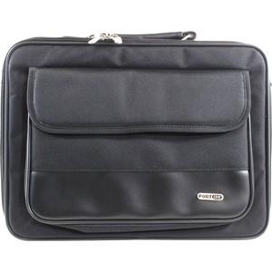 Сумка для ноутбука PortCase KCB-01 (нейлон до 15.4) сумка для нотбука 15 6 portcase kcb 03 black нейлон