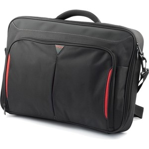 Сумка для ноутбука Targus Classic+Clamshell CN418EU-70 Black (полистер до 18) сумка для ноутбука 13 14 1 targus classic cn414eu полиэфир черный