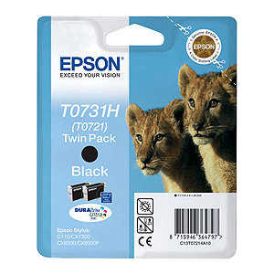 Картридж Epson C13T10414A10 комплект справок опоздание по вине бабушки 10 шт в упаковке 884480