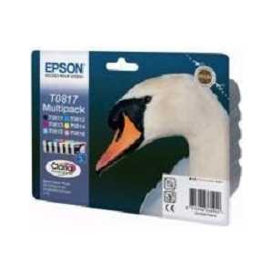 Картридж Epson C13T11174A10 флешка usb 64gb pny hook attache fdu64gbhook30 ef черный