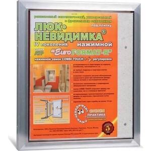 Сантехнический люк ППК Практика EuroFORMAT-R 4 под плитку (АТР 30-30)