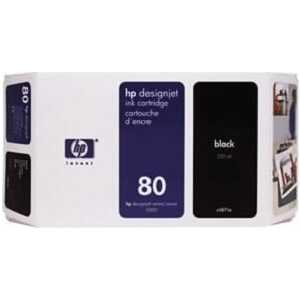 Картридж HP C4871A картридж hp inkjet cartridge 80 black c4871a
