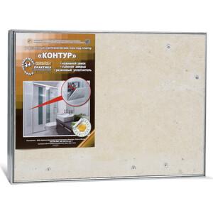 Сантехнический люк ППК Практика КОНТУР 40х30 см под плитку (КР 38-28)