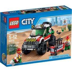 Конструктор Lego Внедорожник 4x4 (60115)