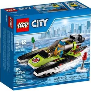 Конструктор Lego Гоночный катер (60114)
