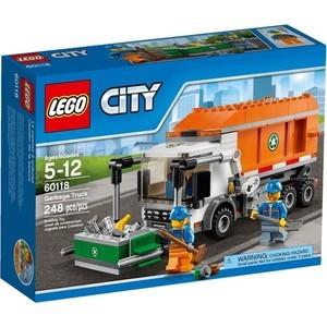 Конструктор Lego Мусоровоз (60118)