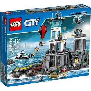 Конструктор Lego Остров-тюрьма (60130) конструктор lego остров сокровищ 10604