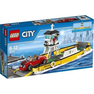 Конструктор Lego Паром (60119)