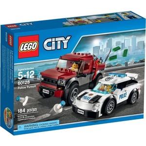 Конструктор Lego Полицейская погоня (60128)