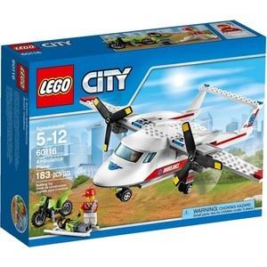 Конструктор Lego Самолет скорой помощи (60116)