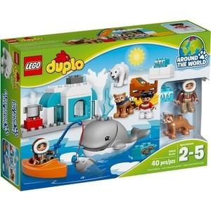 Конструктор Lego Вокруг света: Арктика (10803)