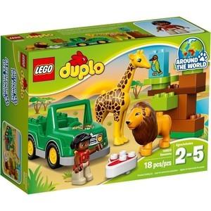 Конструктор Lego Вокруг света: Африка (10802)