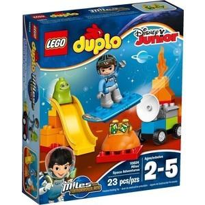 Конструктор Lego Космические приключения Майлза (10824)