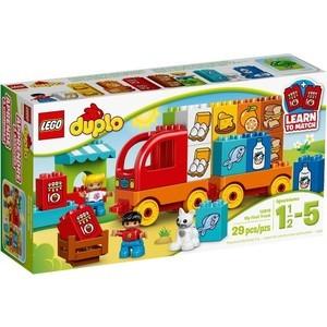 Конструктор Lego Мой первый грузовик (10818)