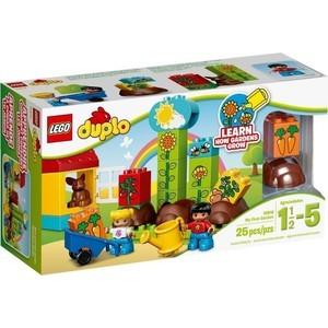 Конструктор Lego Мой первый сад (10819)