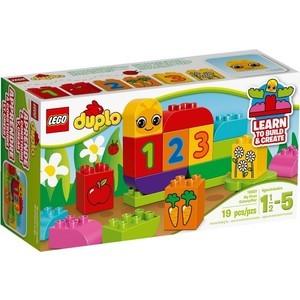 Конструктор Lego Моя веселая гусеница (10831)