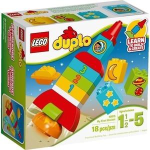 Конструктор Lego Моя первая ракета (10815)