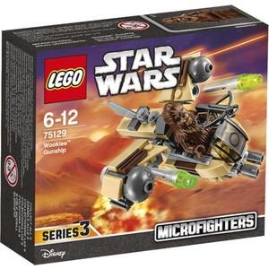 Конструктор Lego Боевой корабль Вуки (75129)