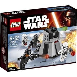 Конструктор Lego Боевой набор Первого Ордена (75132) lego классика