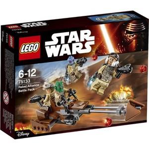 Конструктор Lego Боевой набор Повстанцев (75133)