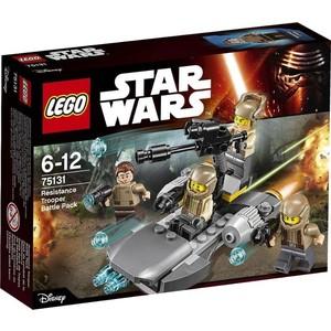 Конструктор Lego Боевой набор Сопротивления (75131)  lego star wars 75131 боевой набор сопротивления