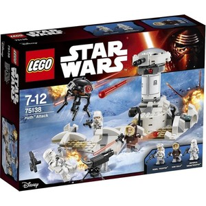 Конструктор Lego Нападение на Хот (75138)