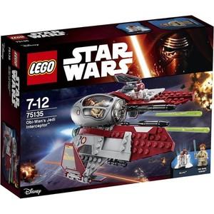 Конструктор Lego Перехватчик джедаев Оби-Вана Кеноби (75135)