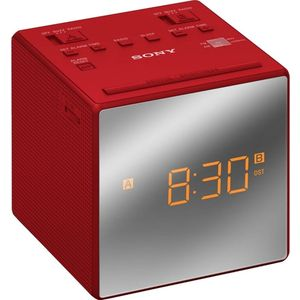 Радиоприемник Sony ICF-C1T red цена