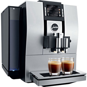 Кофе-машина Jura Z6 Satinsilber
