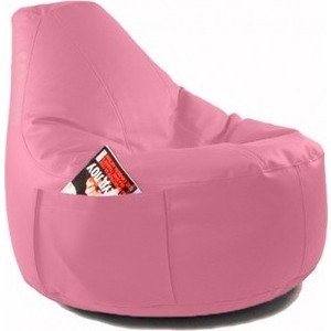 Кресло-мешок Bean-bag Comfort pink экокожа sharp eagle zq la 07 laser pointer