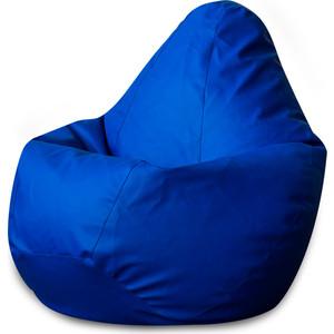 Кресло-мешок DreamBag фьюжн синее XL пуф dreambag кубик космос