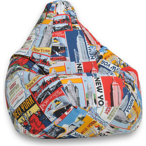 Кресло-мешок DreamBag New york XL