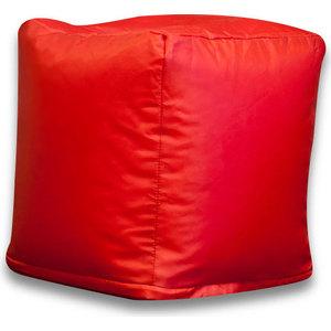 Пуф DreamBag Кубик красный dreambag банкетка пуф dreambag модерна красная txyrjn6