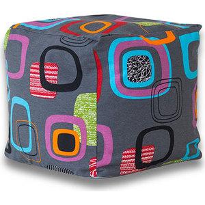 Пуф Bean-bag Кубик - мумбо эт пуф модерна к з т кор глянц kol 536 396853 шатура пуф