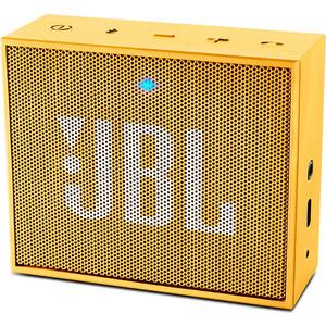 Портативная колонка JBL GO yellow