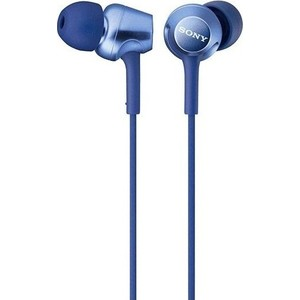 Наушники Sony MDR-EX250AP blue