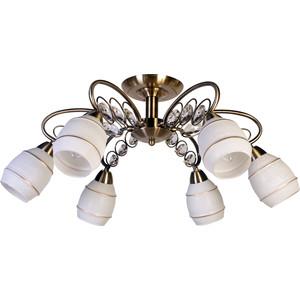 Потолочная люстра Silver Light Spark 206.53.6 cyt eix a7 iridium spark plug for honda suzuki yamaha white silver