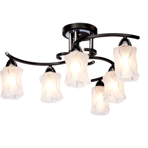 Потолочная люстра Silver Light Coffee 239.59.6 new item crystal pendant lights modern lustre lamps black dinning room coffee shop light ac110v 220v