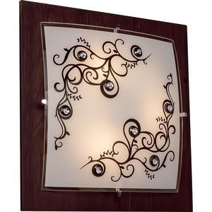Настенный светильник Silver Light Harmony 821.40.3 homephilosophy настенный декор в виде цветка harmony