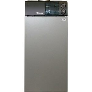 Напольный газовый котел BAXI (энергонезависимый) SLIM EF 1.22 3618460 baxi правая панель slim 1 620
